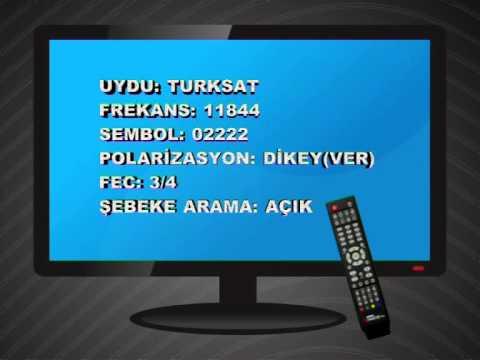 Türksat 4A Uydu Frekansları Nasıl Ayarlanır?Türksat 4A Uydu Frekansları Nasıl Ayarlanır?