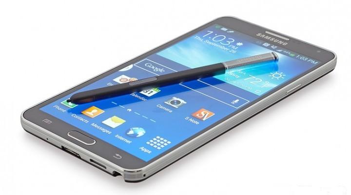 Samsung Galaxy Note 4 Yeni Teknoloji ile Birlikte Geliyor
