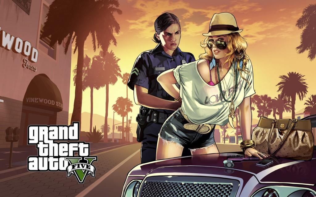 GTA 5 FPS Modu