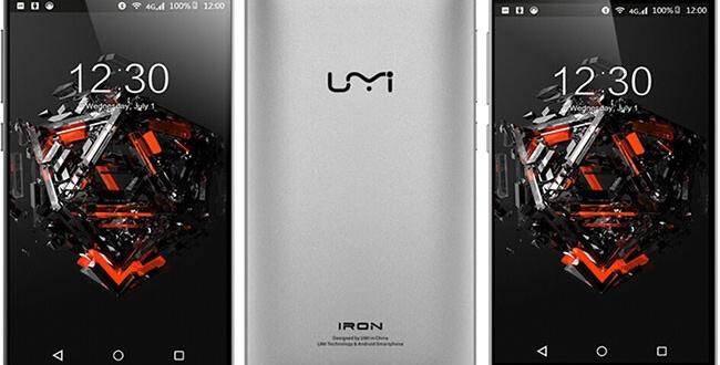Umi Iron - telefon incelemesi