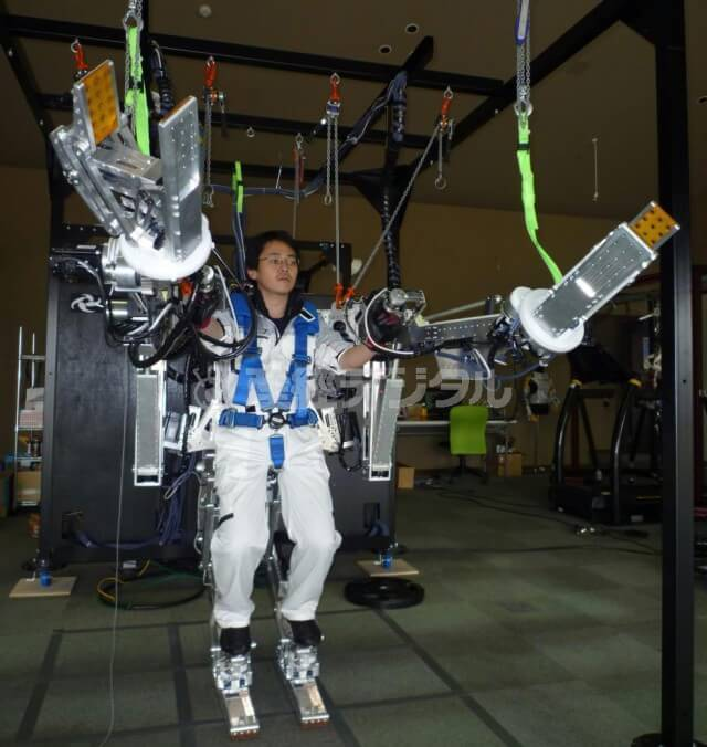 panasonic-exoskeleton