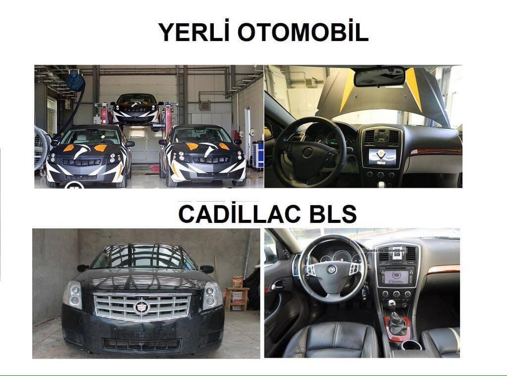 Yerli Otomobil Çakma Cadillac ya da Saab mı?
