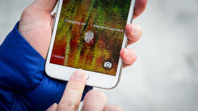 Samsung Cihazlara Parmak İzi Okuyucuları Geliyor!