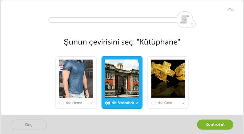 Ülkemizde Yaklaşık 5 Milyon Kişinin Kullandığı Duolingo'ya Almanca Dersler Eklendi!