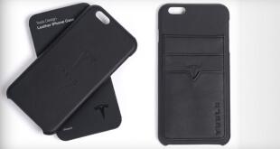 IPhone İçin Tesla Model S Artıklarından Kılıf Üretiliyor!