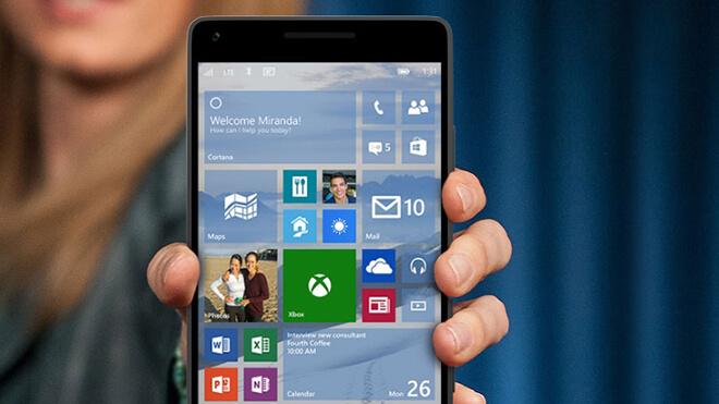 Windows 10 Mobil Güncellemesi Ertelendi Mi?