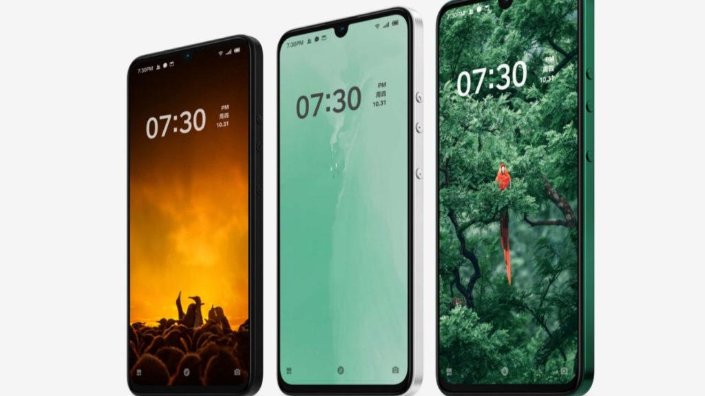 Smartisan Pro 3 TikTok Telefonu