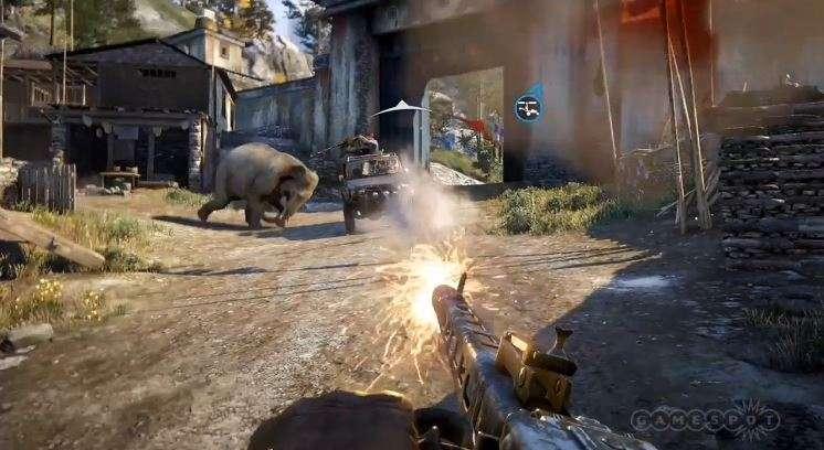 Far Cry 4 Çok Etkileyici