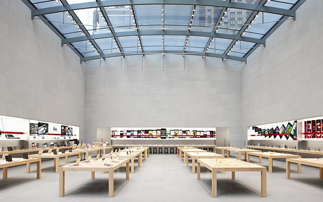 Apple Store'dan Yeni Türkiye Mağazası