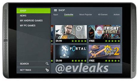 Nvidia Yeni Tableti Sızdı