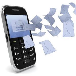 """Cep Telefonuna Gelen """"="""" Mesajı"""