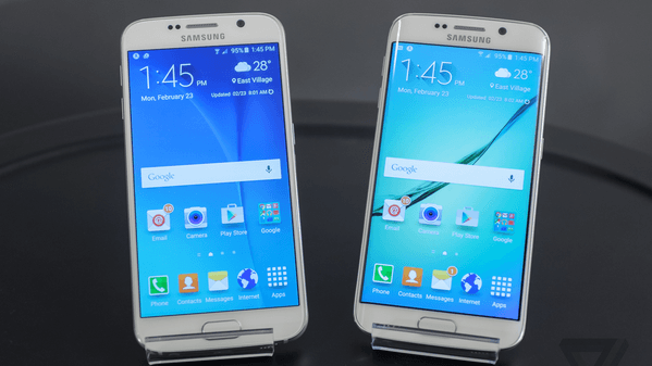 Samsung Galaxy S6, S6 Edge ve HTC One M9