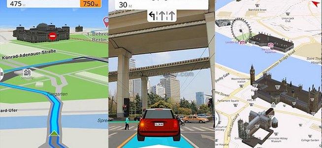 Android İçin En İyi Navigasyon Programları