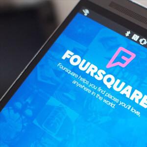 Foursquaredan-dev-reklam-adimi