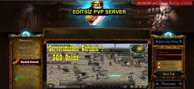 BK Düşürmeli Emek Server: Editsizpvp.com
