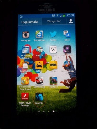 Galaxy S4 e Nasıl Android 5.0 Lollipop Yüklenir?