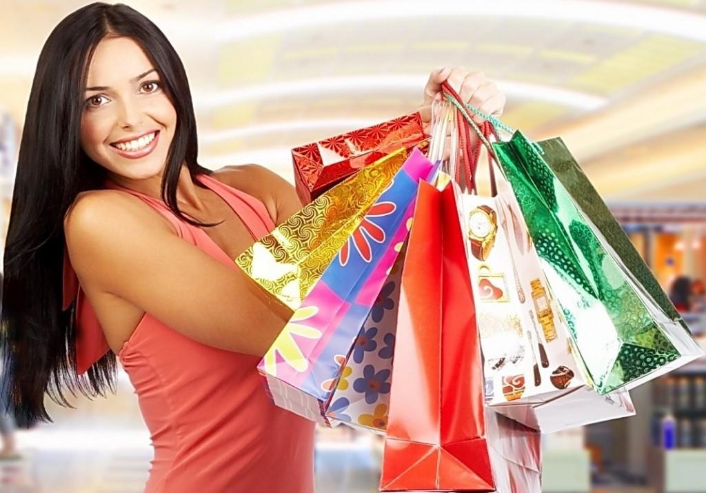 Alışverişte Kadınlar