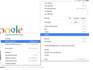 Chrome Uzantılar Açılmıyor Çözümü