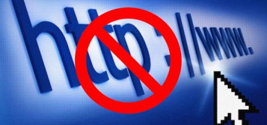 İnternet Yasakları