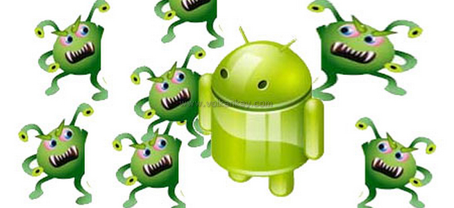 Android Virüslerinden Korunun