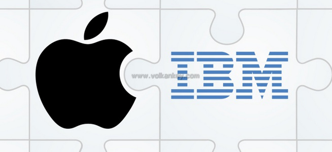Apple ve IBM İş Birliği ile Dev Proje