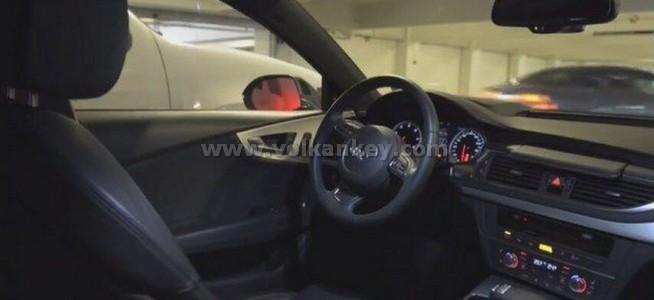 Audi Otomatik Park Etme Sistemi