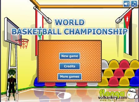 Dünya Basketbol Şampiyonası Oyunu