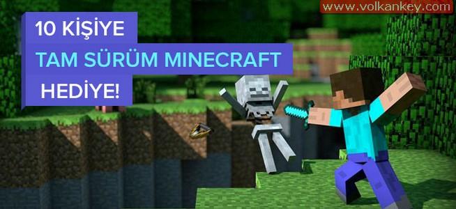 Ücretsiz Full Sürüm Minecraft