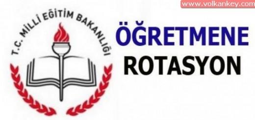 Öğretmene Rotasyon 12 Yıl Olacak