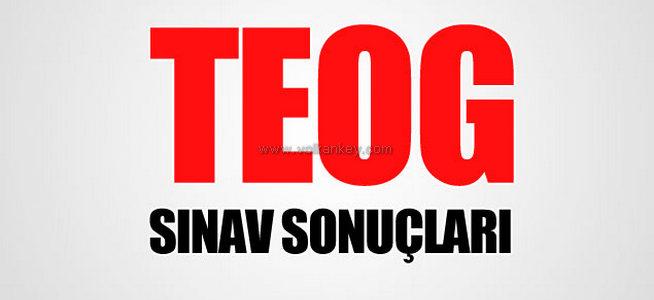 2014 TEOG Yerleştirme Sonuçları