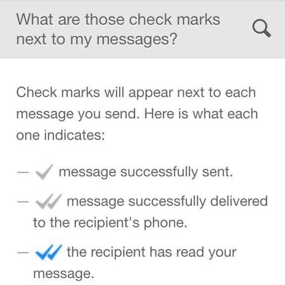 Whatsapp ta Yeni Mavi Tikler