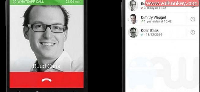 Whatsapp İle Sesli Görüşme Çok Yakın