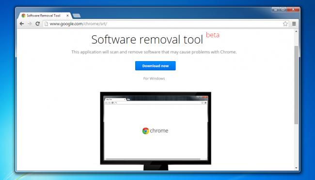 Google Chrome İçin Kötü Yazılım Temizleme Aracı Yayınladı